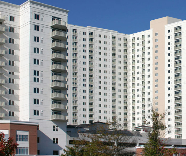 Hotel And Multi-Story Housing Projects